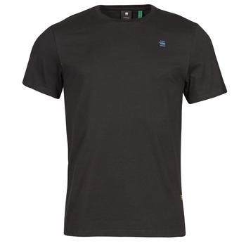 textil Hombre Camisetas manga corta G-Star Raw BASE-S R T SS Negro