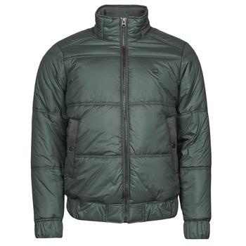 textil Hombre Plumas G-Star Raw MEEFIC QUILTED JKT Verde