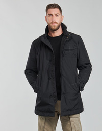 textil Hombre Trench G-Star Raw UTILITY HB TAPE PDD TRENCH Negro