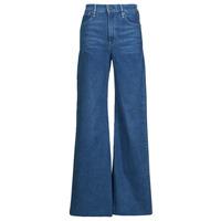 textil Mujer Vaqueros bootcut G-Star Raw DECK ULTRA HIGH WIDE LEG Azul