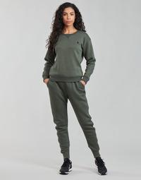 textil Mujer Pantalones de chándal G-Star Raw PREMIUM CORE 3D TAPERED SW PANT WMN Gris