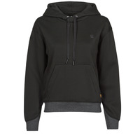 textil Mujer Sudaderas G-Star Raw PREMIUM CORE HOODED SW WMN LS Negro