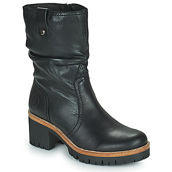 Zapatos Mujer Botas de caña baja Panama Jack PIERA Negro