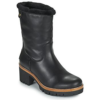 Zapatos Mujer Botas de caña baja Panama Jack PIOLA Negro