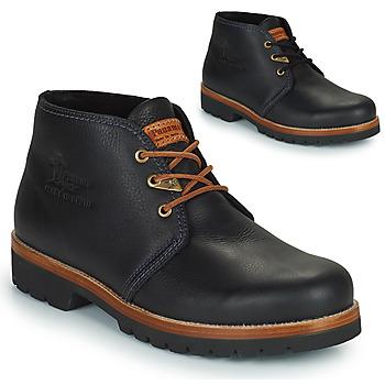 Zapatos Hombre Botas de caña baja Panama Jack BOTA PANAMA Negro
