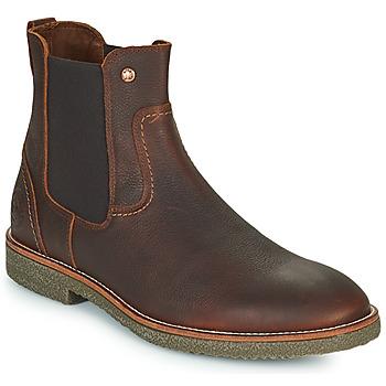 Zapatos Hombre Botas de caña baja Panama Jack GARNOCK Negro