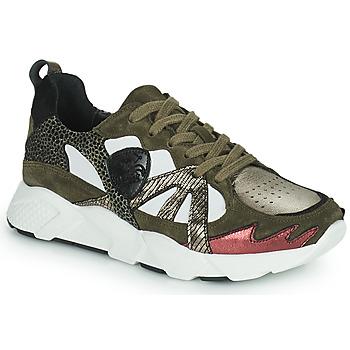 Zapatos Mujer Zapatillas bajas Philippe Morvan VIRGIL Kaki