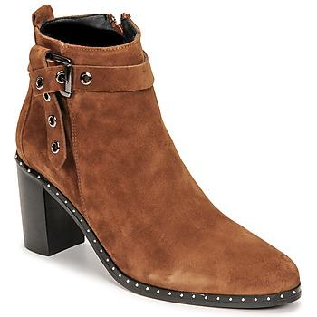Zapatos Mujer Botas urbanas Philippe Morvan BERRYS Marrón
