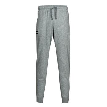 textil Hombre Pantalones de chándal Under Armour UA RIVAL FLEECE JOGGERS Gris