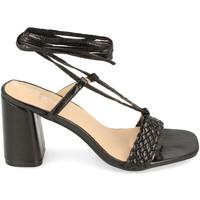 Zapatos Mujer Sandalias Prisska CQ1082 Negro