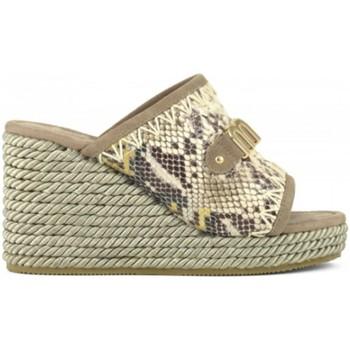Zapatos Mujer Sandalias Mou SW361000C RKSNA MARRON Marrón