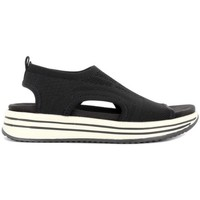Zapatos Mujer Sandalias Remonte Dorndorf R2955-02 SCHWARZ KNITUP 84 Negro