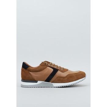 Zapatos Hombre Zapatillas bajas Krack  Marrón