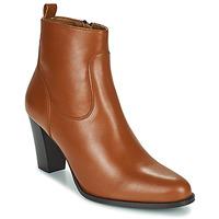 Zapatos Mujer Botines Betty London PETRA Cognac