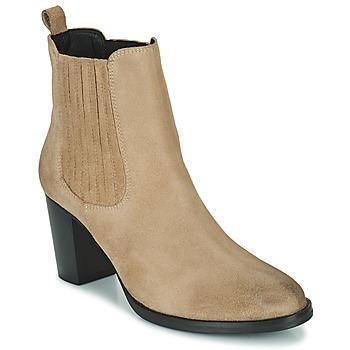 Zapatos Mujer Botines Betty London PATIS Beige