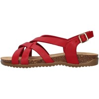 Zapatos Mujer Sandalias Bionatura 34A2168 ROJO