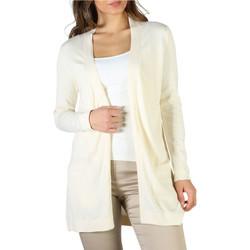 textil Mujer Chaquetas de punto Fontana - P1991 Blanco