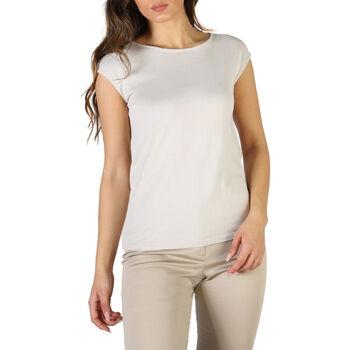 textil Mujer Camisetas manga corta Fontana - P1992 Gris