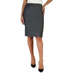 textil Mujer Faldas Fontana - nelly Gris