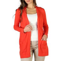 textil Mujer Chaquetas de punto Fontana - P1991 Naranja