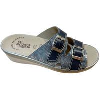 Zapatos Mujer Zuecos (Mules) 3 Rose 3ROSE92173blu blu