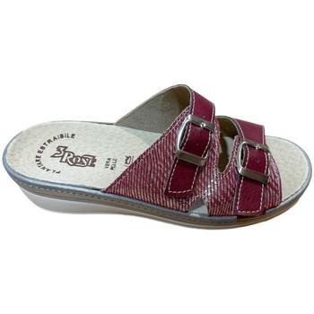 Zapatos Mujer Zuecos (Mules) 3 Rose 3ROSE92173bord blu