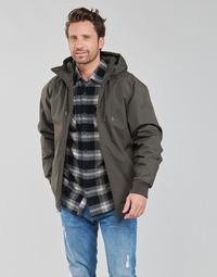 textil Hombre cazadoras Volcom HERNAN 5K JACKET Kaki
