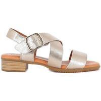 Zapatos Mujer Sandalias Pepe Parra 1300 Plateado