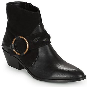 Zapatos Mujer Botines Kaporal PEARL Negro