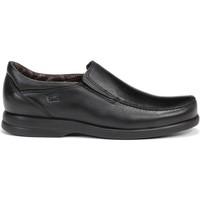 Zapatos Hombre Mocasín Fluchos 6275 SANOTAN STK NEGRO