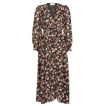 textil Mujer Vestidos largos Betty London PILOMENE Negro
