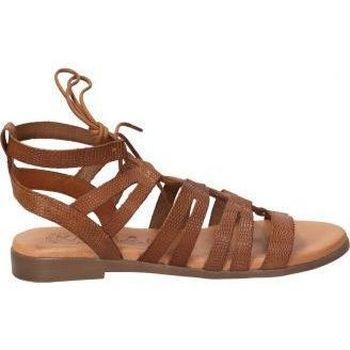 Zapatos Mujer Sandalias Tarke SANDALIAS KAOLA- 1357 SEÑORA ROBLE Marron