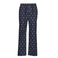 textil Hombre Pijama Polo Ralph Lauren PJ PANT SLEEP BOTTOM Marino