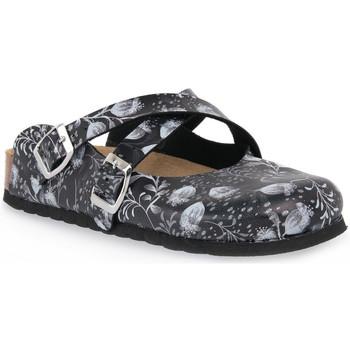 Zapatos Mujer Zuecos (Clogs) Bioline NERO IBIS Nero