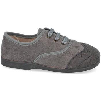 Zapatos Niño Zapatillas bajas Andrea Ruiz 190 GRIS