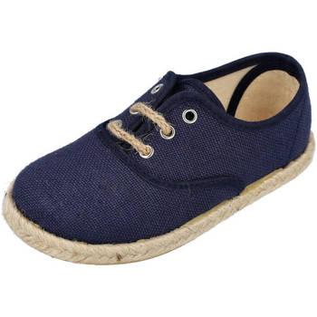 Zapatos Niño Alpargatas Andrea Ruiz 260/L AZUL