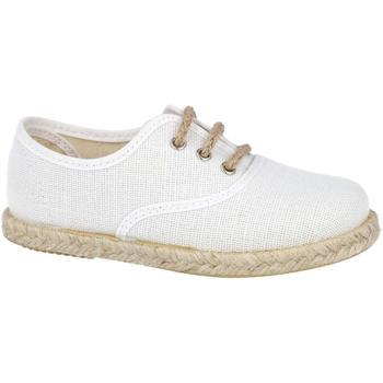 Zapatos Niño Alpargatas Andrea Ruiz 260/L BLANCO