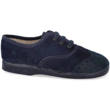 Zapatos Niño Derbie Andrea Ruiz 190 AZUL