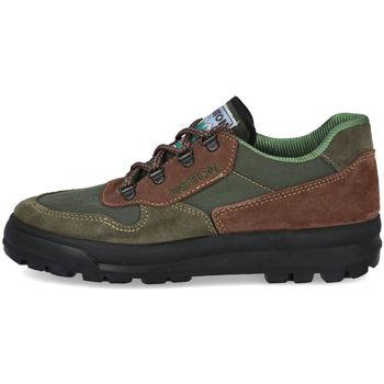 Zapatos Hombre Zapatos de trabajo Notton 884 KAKI