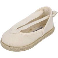 Zapatos Niña Alpargatas Andrea Ruiz 253/L BEIG
