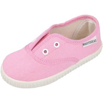 Zapatos Niña Tenis L&R Shoes WH-60-001 ROSA