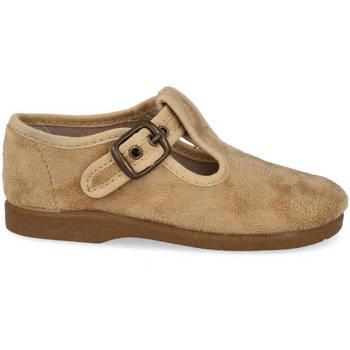 Zapatos Niño Zapatillas bajas Andrea Ruiz 152 BEIG