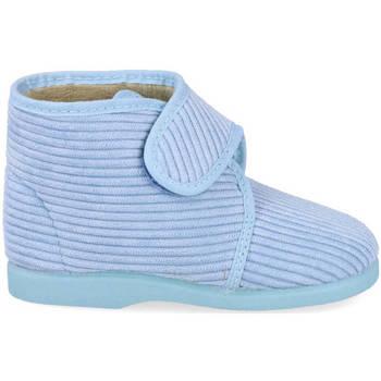 Zapatos Niño Pantuflas Andrea Ruiz 100 CELESTE
