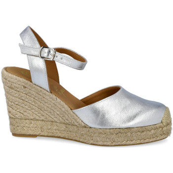 Zapatos Mujer Alpargatas L&R Shoes 940 PLATA