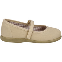 Zapatos Niña Bailarinas-manoletinas Andrea Ruiz 950 BEIG