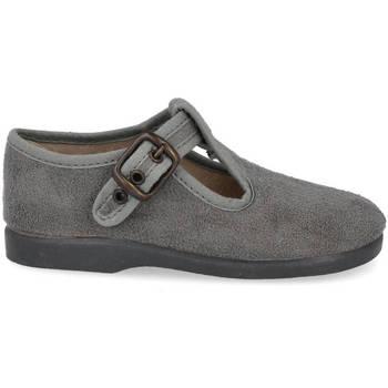 Zapatos Niño Zapatillas bajas Andrea Ruiz 152 GRIS