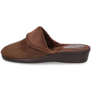 Zapatos Mujer Pantuflas Andrea Ruiz 306 MARRON