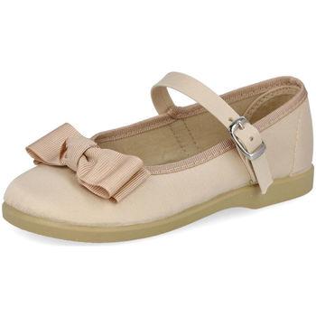 Zapatos Niña Bailarinas-manoletinas Andrea Ruiz 980 BEIG