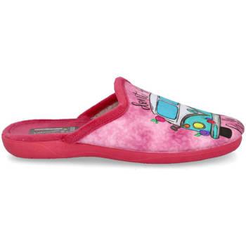 Zapatos Mujer Pantuflas Andrea Ruiz 60/136 FUXIA