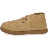 Zapatos Niño Botas de caña baja Andrea Ruiz 1100 BEIG